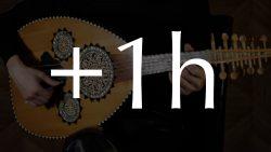 +1 hour